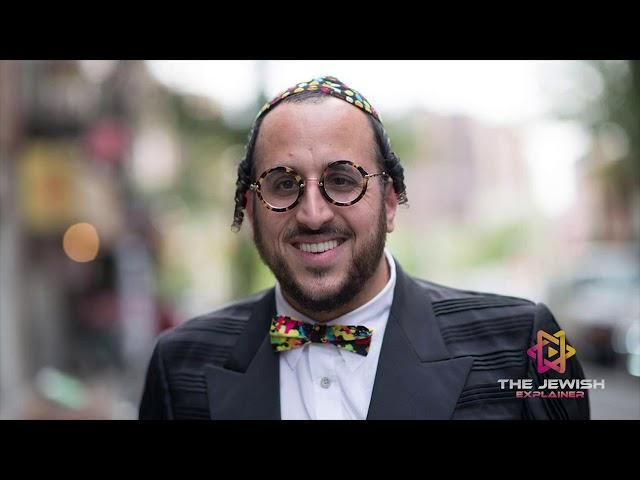 Rabbi Daniel Freitag   Peyos