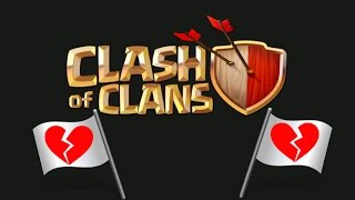 Clash of Clans - Clan Wars A Heart Breaking Loss