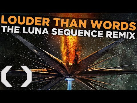 Celldweller - Louder Than Words (The Luna Sequence Remix)