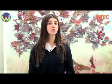 TED Okulları BTEC Uluslararası Mesleki Yeterlilikler Projesi