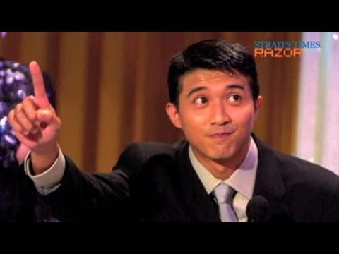 Big star, small ego (A day with Aaron Aziz Pt 1)