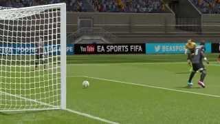Fifa 15 UT | Sick Backheel Goal! Thumbnail