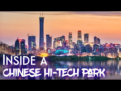 Z Park in Beijing: This is the place where some of the biggest Chinese tech companies were born