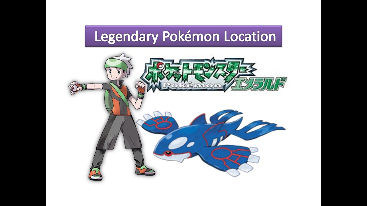 Pokemon emerald how to get kyogre youtube pokemon emerald how to get kyogre sciox Choice Image