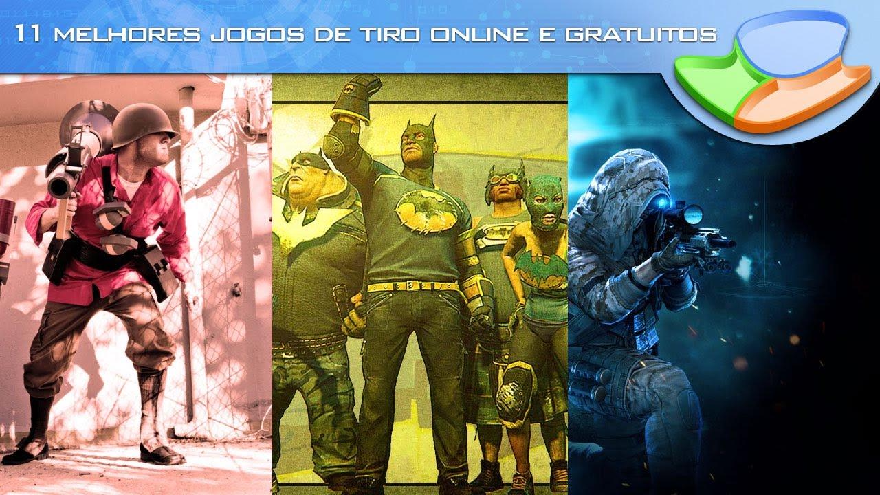Melhores jogos online