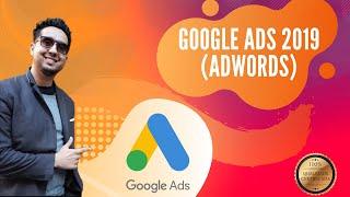 CURSO GOOGLE ADS (ADWORDS) SENDO INICIANTE - 2019