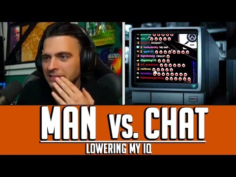 Lowering My IQ ( Stream Chat Moments )