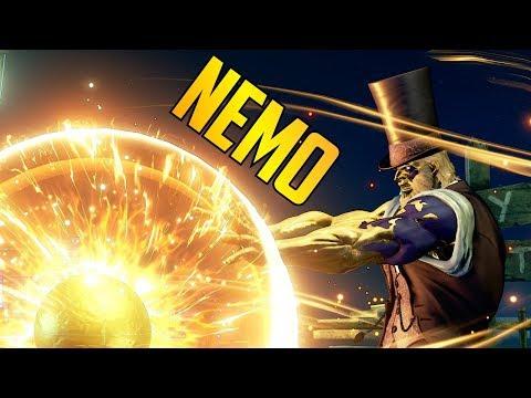 SFV ▰  Nemos G Already Looking Good 【Street Fighter V】