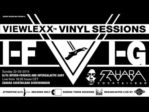 Intergalactic Gary @ Viewlexx V = For Vinyl Epi. 1 Alazka, Scheveningen