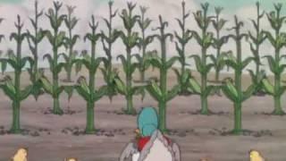 01 La gallinita sabia