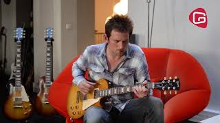 Test Gibson Les Paul Tribute Modern Collection