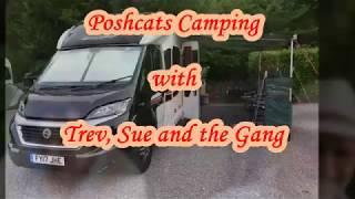 028 - Caravanning at Rose Farm Touring Park, Belton