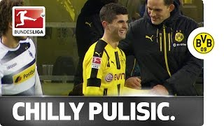 Funny Substitution - Tuchel Offers To Keep Pulisic