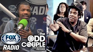 Is Jay-Z's NFL Partnership for Public Benefit or Personal Gain? | The Odd Couple