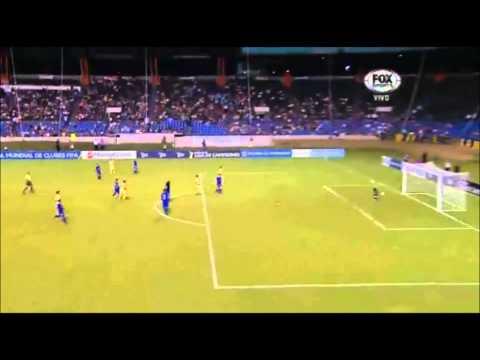 Bayamón FC vs Club América  1-10 CONCACAF Champions League 17/9/14