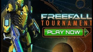 Freefall Tournament Full Gameplay Walkthrough