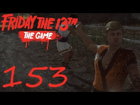 [153] Adventures Of Bat Chad And Axe Man! (Friday The 13th The Game)