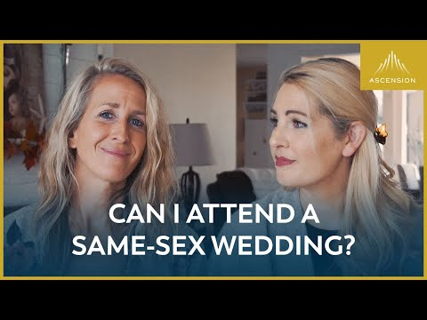 Can I Attend a Same-Sex Wedding?