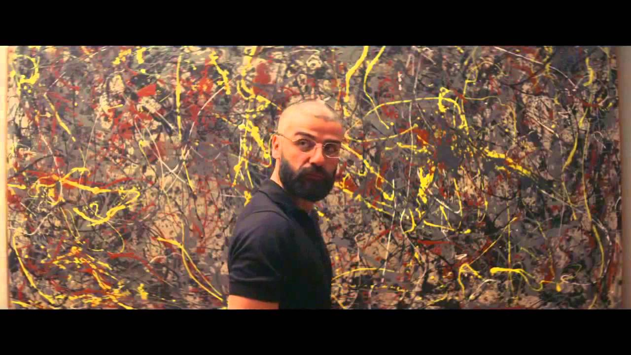 movie pollock Pollock, the portrait of the troubled and self-destructive artist jackson pollock,  makes  creates his legendary canvases are the movie's most visually  compelling.