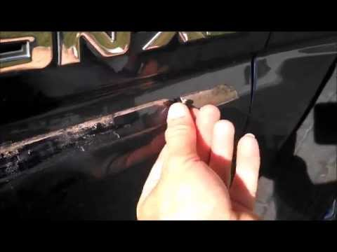 Removing door molding off yukon/suburban/tahoe - YouTube