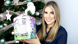 Mis primeras compras navideñas - Carolina Ortiz