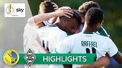 BSC Hastedt - Borussia Mönchengladbach 1:11 | Highlights - DFB-Pokal 2018/19 - 1. Runde