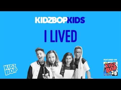 KIDZ BOP Kids - I Lived (KIDZ BOP 28)