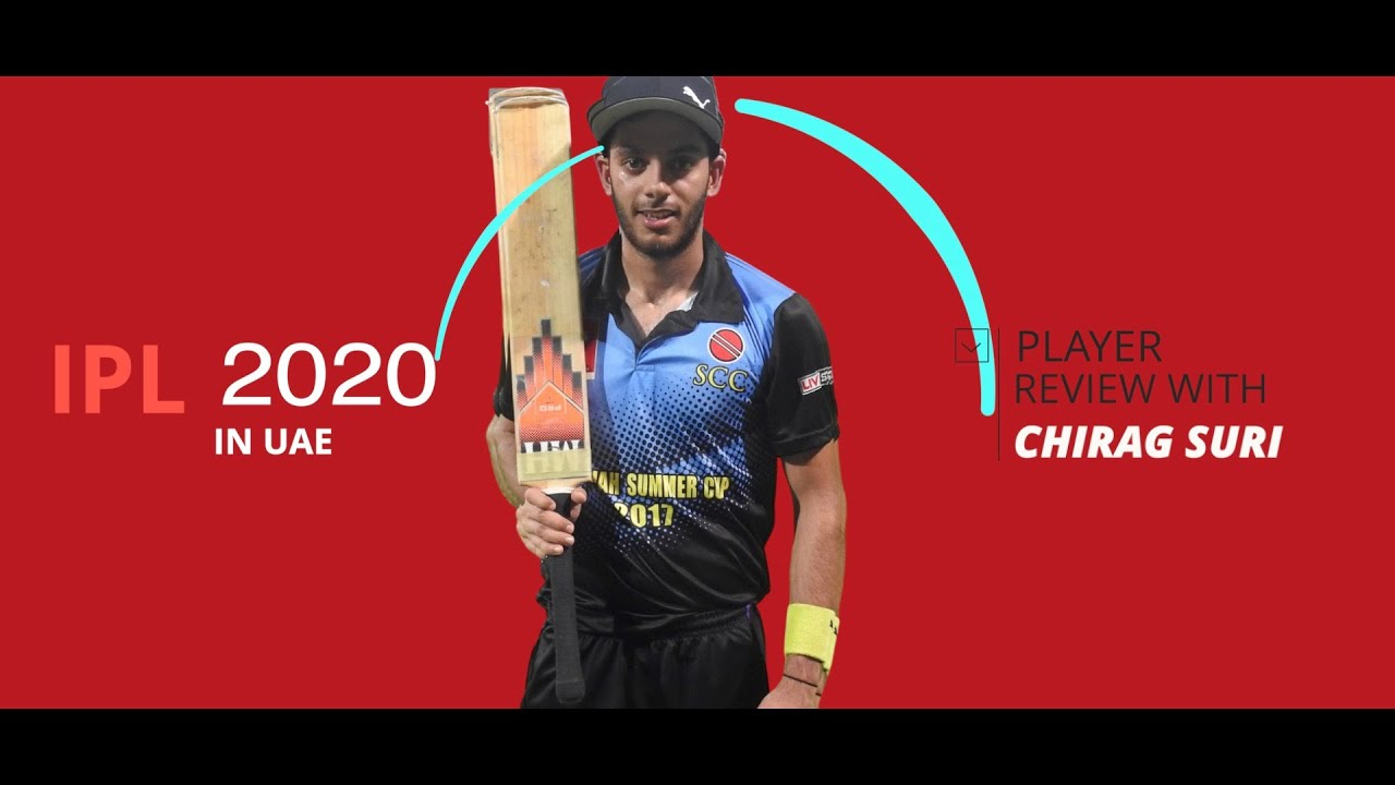 IPL 2020 in UAE: Player review with Chirag Suri - Episode 2