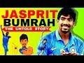 Download Lagu Jasprit Bumrah Biography   🔥कठिनाइयों से लड़कर बने #1 बॉलर 🏏  Bumrah Life Story   Yorker King Mp3