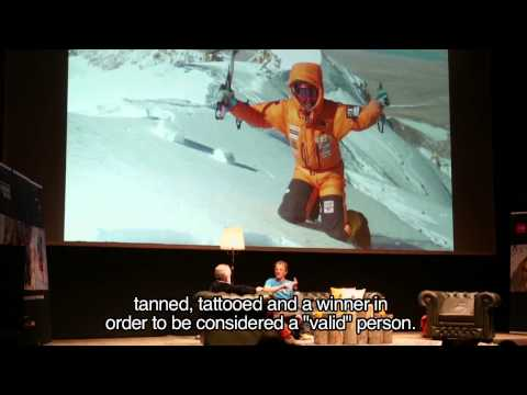 TNF Speaker Series 2012 - Milan Premiere with Simone Moro