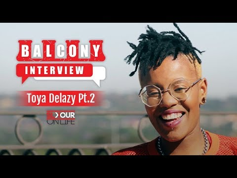 #BalconyInterview: Toya Delazy On Staying Grounded x Her Upcoming Album
