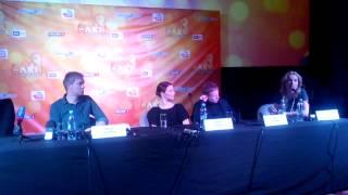 Встреча с актерами фильма «Ёлки 3» - пресс(9)