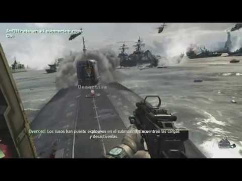 call of duty mw3 operaciones especiales reacción excesiva