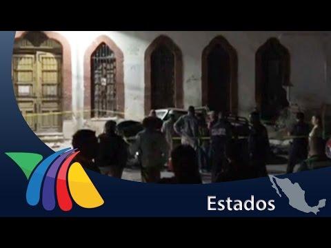 Tiroteo deja 1 muerto y 3 heridos en Circuito | Noticias de Zacatecas