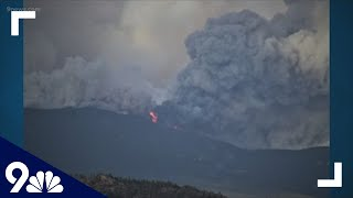 Cameron Peak Fire Now Largest In State History; More Structure Damage Reported