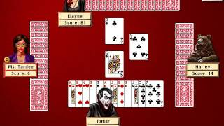 Hoyle Card Games 2002: Hearts