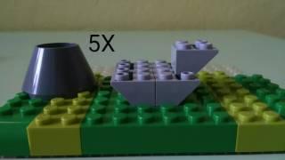 How to make from Lego... Bird (Dodo)