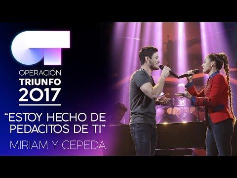 Miriam Y Cepeda - Estoy Hecho De Pedacitos De Ti