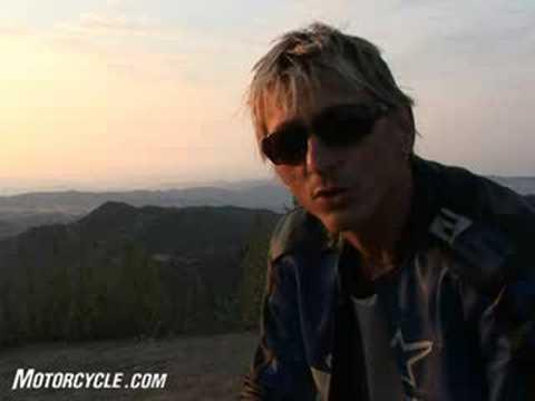 2008 Aprilia Shiver Motorcycle Review
