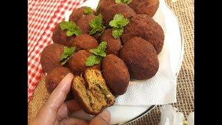 গরুর মাংসের টিকিয়া কাবাব (ফ্রোজেন পদ্ধতিসহ ) || শামি কাবাব || Beef Tikia Recipe
