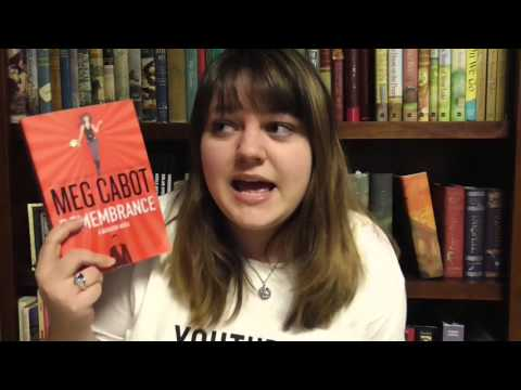 Books With Badger: Remembrance by Meg Cabot