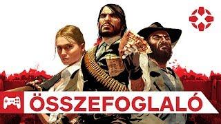 Red Dead Redemption: Légy naprakész 5 perc alatt!