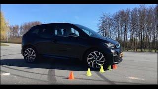 Тестируем электрический BMW i3 2017