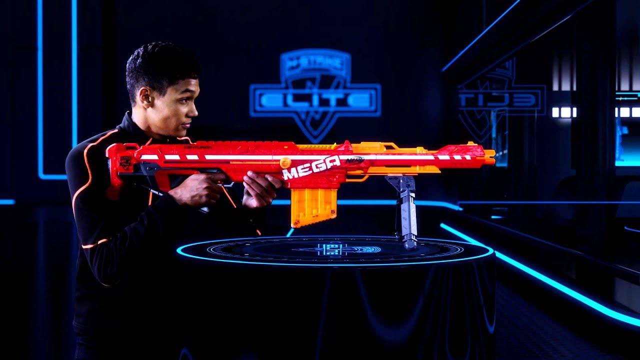COSORO 9.5cm Mousse Fléchettes Recharge Balle pour Nerf N-Strike Mega Elite Neuf