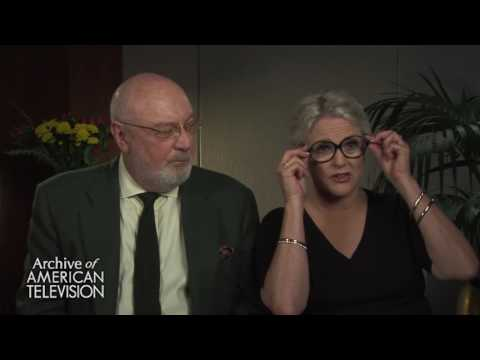 Barney Rosenzweig and Sharon Gless on their onset fights on