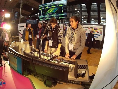 Salon de la radio 2016 french radio show for Salon de la photo 2016