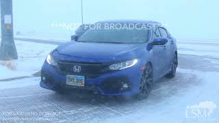 Download Video 04-06-2018 Box Elder, South Dakota - Snowy Commute and Travel MP3 3GP MP4