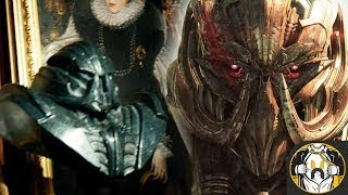 How Megatron Got His New Look | Transformers: The Last Knight