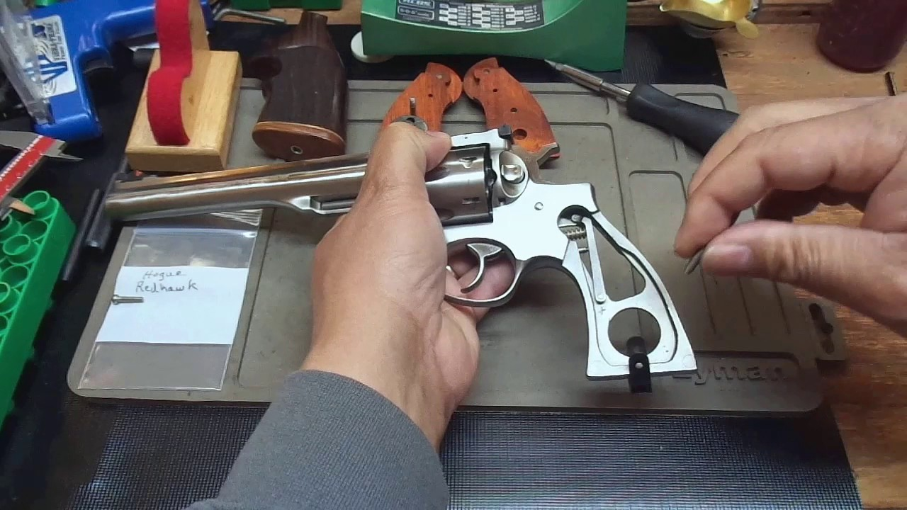 Ruger Redhawk Grip Replacement