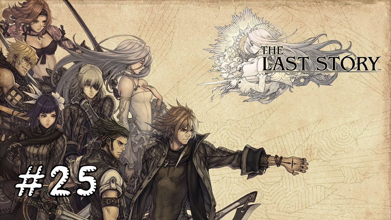 Let 39 s play the last story 25 fran ais hd 1080p youtube - The last story hd ...